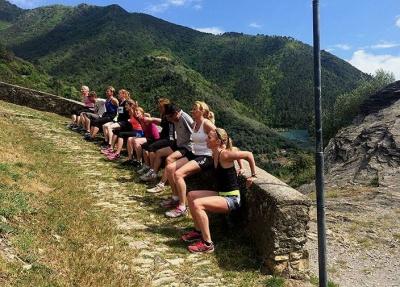 Bootcamp vakantie naar Italië
