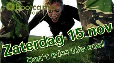 Bootcamp Birthday Special in Oegstgeest