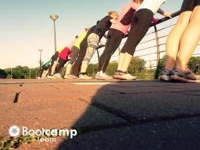 Op Kijkduin Deltaplein nu iedere dinsdag en donderdag trainen