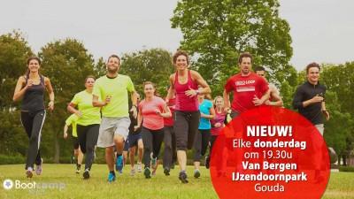 Nieuwe training in Gouda.