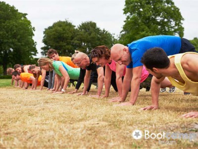 Bootcamp inclusief luxe lunch in Alphen a/d Rijn!