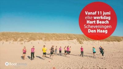 Uitbreiding bij Scheveningen - Hart Beach!