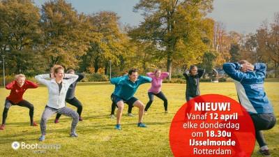Nieuwe training in IJsselmonde
