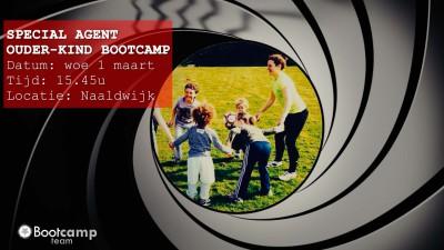 Ouder-kind bootcamp op 1 maart!
