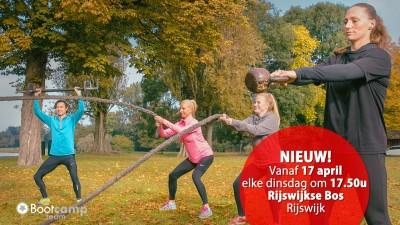 Nieuwe dinsdag training in Rijswijk