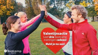 Valentijnsactie verlengd tot en met 14 februari!
