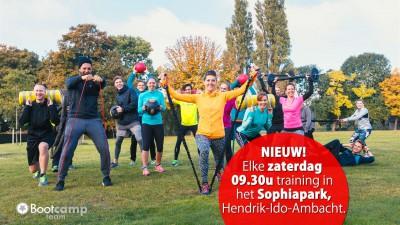 Nieuwe training op zaterdag in Hendrik-Ido-Ambacht!