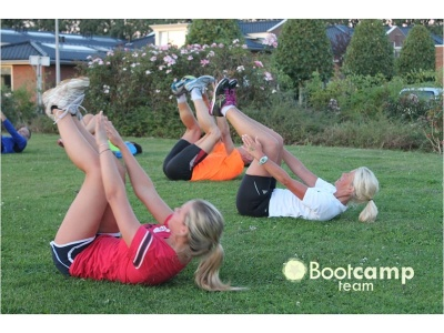 Bootcamp Team Staelduinse Bos op woensdagavond naar andere locatie