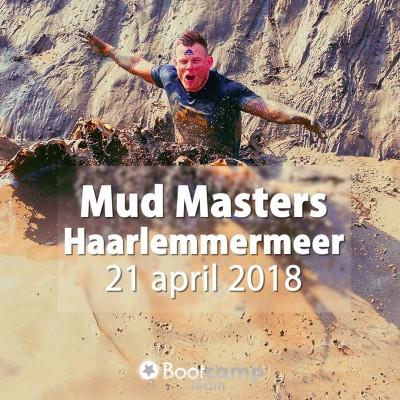Mud Masters - Haarlemmermeer 2018