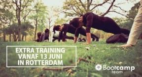 Nieuwe zaterdag training in Rotterdam!