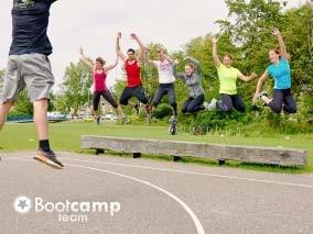 Kom jij donderdag trainen bij Kijkduin Deltaplein?