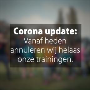 Update Bootcamp Team trainingen.