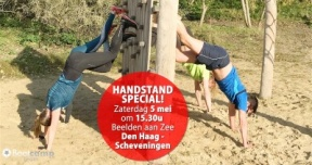 Handstand bootcamp special!