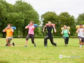Nieuwe Bootcamp Team training in Voorburg!