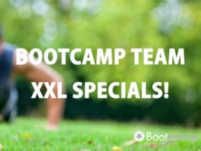 Bootcamp Team XXL Specials!