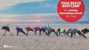 Wat is een yoga bootcamp?