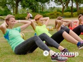 Nieuwe training in Vrijheidspark, Maassluis