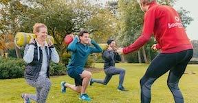Nieuwe zaterdag training in het Prinsenbos.