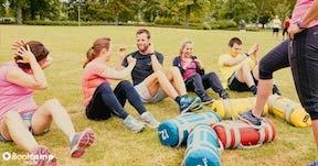 Vrijdag training in het Sytwendepark!